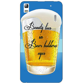 EYP Beer Holder Back Cover Case For Lenovo K3 Note