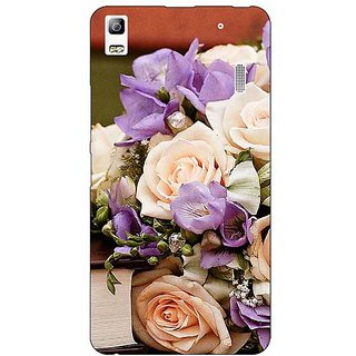 EYP Roses Back Cover Case For Lenovo K3 Note