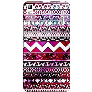 EYP Tribal Back Cover Case For Lenovo K3 Note
