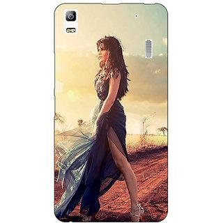 EYP Bollywood Superstar Jacqueline Fernandez Back Cover Case For Lenovo K3 Note