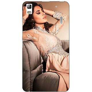 EYP Bollywood Superstar Nargis Fakhri Back Cover Case For Lenovo K3 Note