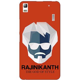 EYP Rajni Rajanikant Back Cover Case For Lenovo K3 Note