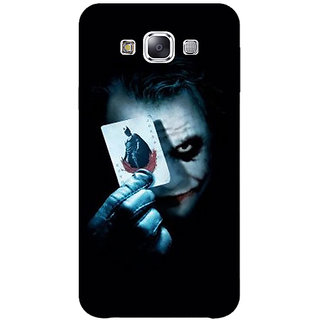 EYP Villain Joker Back Cover Case For Samsung Galaxy J3