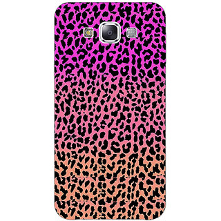 EYP Cheetah Leopard Print Back Cover Case For Samsung Galaxy J3