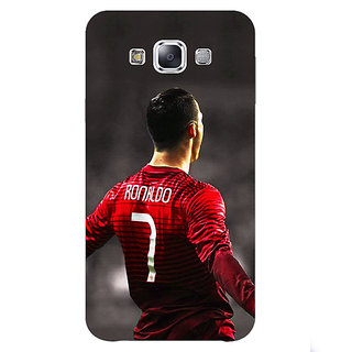 EYP Cristiano Ronaldo Portugal Back Cover Case For Samsung Galaxy J3