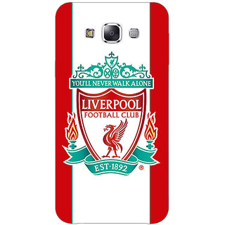 EYP Liverpool Back Cover Case For Samsung Galaxy J3