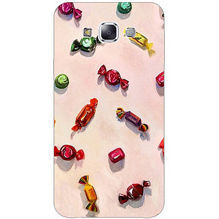 EYP Toffee Pattern Back Cover Case For Samsung Galaxy J5