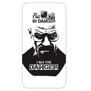 EYP Breaking Bad Heisenberg Back Cover Case For Samsung Galaxy J3