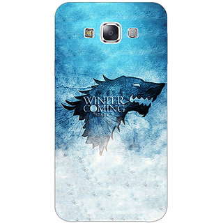 EYP Game Of Thrones GOT House Stark Back Cover Case For Samsung Galaxy J3