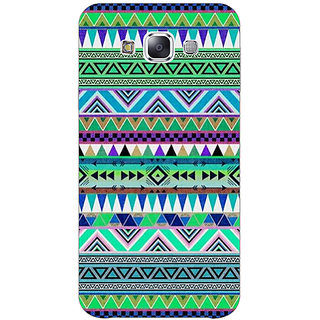 EYP Aztec Girly Tribal Back Cover Case For Samsung Galaxy J5