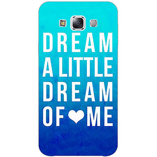 EYP Dream Love Back Cover Case For Samsung Galaxy J7