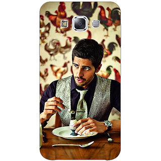 EYP Bollywood Superstar Siddharth Malhotra Back Cover Case For Samsung Galaxy J7