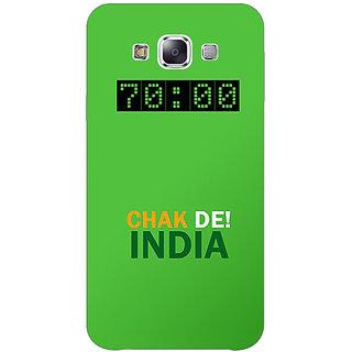 EYP Bollywood Superstar Chak De India Back Cover Case For Samsung Galaxy J7