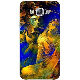 EYP Mahadev Shiv Shankar Bholenath Parvati Back Cover Case For Samsung Galaxy J5