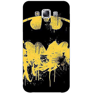 EYP Superheroes Batman Dark knight Back Cover Case For Samsung Galaxy J7