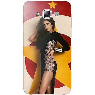 EYP Bollywood Superstar Katrina Kaif Back Cover Case For Samsung Galaxy J7