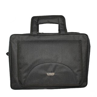 Paramsai Black Office Bag