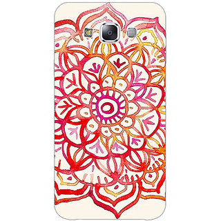EYP Flower Floral Pattern Back Cover Case For Samsung Galaxy On5