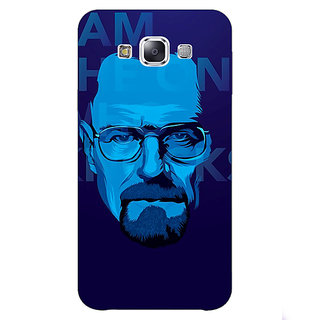 EYP Breaking Bad Heisenberg Back Cover Case For Samsung Galaxy On5