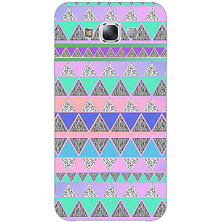 EYP Aztec Girly Tribal Back Cover Case For Samsung Galaxy On7