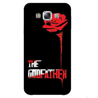 EYP The Godfather Back Cover Case For Samsung Galaxy On7