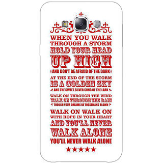 EYP Liverpool Back Cover Case For Samsung Galaxy On5