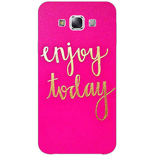 EYP QQQQ Back Cover Case For Samsung Galaxy On5