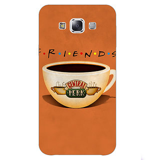 EYP FRIENDS Back Cover Case For Samsung Galaxy On7