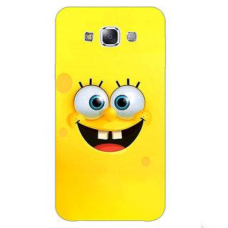 EYP Spongebob Back Cover Case For Samsung Galaxy On7