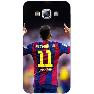 EYP Barcelona Neymar Back Cover Case For Samsung Galaxy On7