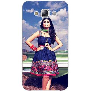 EYP Bollywood Superstar Parineeti Chopra Back Cover Case For Samsung Galaxy On7