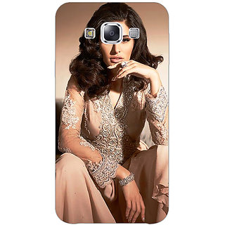EYP Bollywood Superstar Nargis Fakhri Back Cover Case For Samsung Galaxy On7