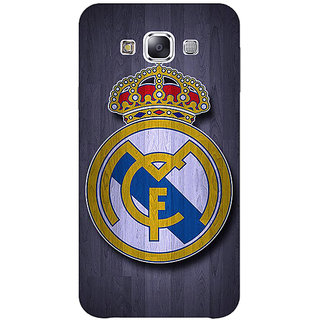 EYP Real Madrid Back Cover Case For Samsung Galaxy On7