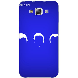 EYP Bollywood Superstar Dil Chahta Hai Back Cover Case For Samsung Galaxy On7