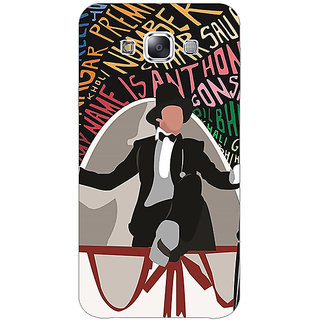 EYP Bollywood Superstar Anthony Gonsalves Back Cover Case For Samsung Galaxy On7