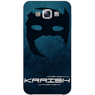 EYP Bollywood Superstar Krrish Back Cover Case For Samsung Galaxy On7
