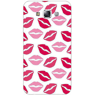 EYP Kiss Back Cover Case For Samsung Galaxy On7