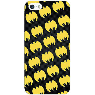 Enhance Your Phone Superheroes Batman Dark knight Back Cover Case For Apple iPhone 5 E20012