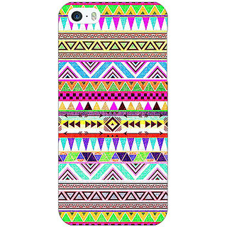 Enhance Your Phone Aztec Girly Tribal Back Cover Case For Apple iPhone 5 E20051