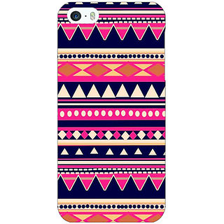 Enhance Your Phone Aztec Girly Tribal Back Cover Case For Apple iPhone 5 E20053