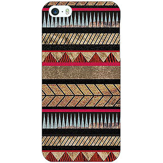 Enhance Your Phone Aztec Girly Tribal Back Cover Case For Apple iPhone 5 E20056