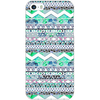 Enhance Your Phone Aztec Girly Tribal Back Cover Case For Apple iPhone 5 E20100