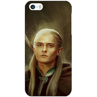Enhance Your Phone LOTR Hobbit  Back Cover Case For Apple iPhone 5 E20375