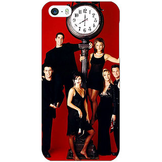 Enhance Your Phone FRIENDS Back Cover Case For Apple iPhone 5 E20445