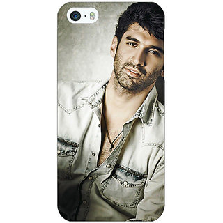 Enhance Your Phone Bollywood Superstar Aditya Roy Kapoor Back Cover Case For Apple iPhone 5 E20924