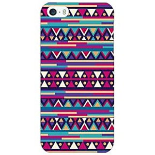 Enhance Your Phone Aztec Girly Tribal Back Cover Case For Apple iPhone 5c E30052