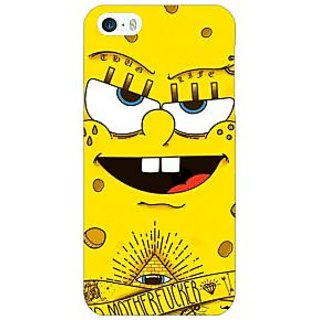 Enhance Your Phone Spongebob Back Cover Case For Apple iPhone 5 E20466