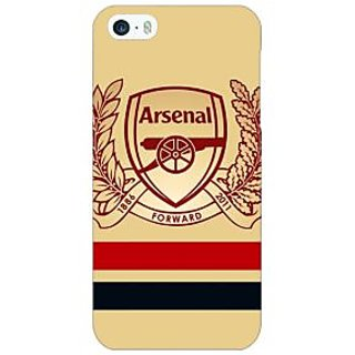 Enhance Your Phone Arsenal Back Cover Case For Apple iPhone 5 E20519