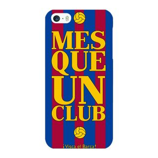 Enhance Your Phone Barcelona Back Cover Case For Apple iPhone 5 E20531
