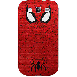 Enhance Your Phone Superheroes Spider Man Back Cover Case For Samsung Galaxy S3 E50340